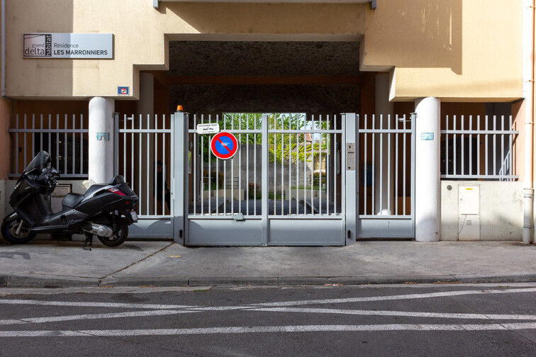 Parking Marronniers - Nîmes en location