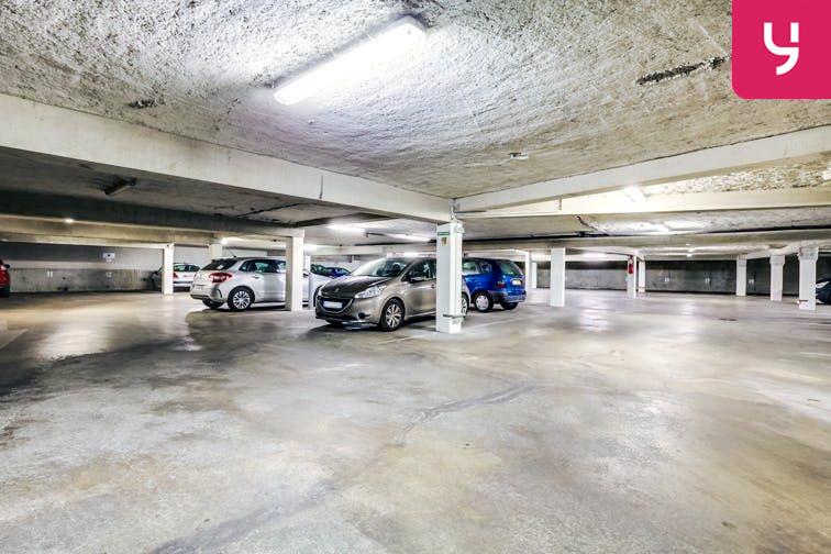 Parking Gare de Pessac (place double) souterrain