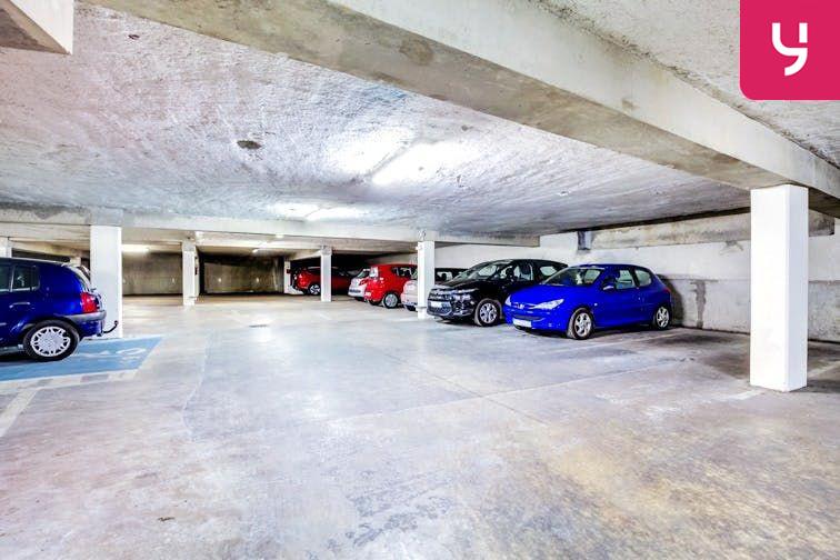 Parking Gare de Pessac (place double) sécurisé