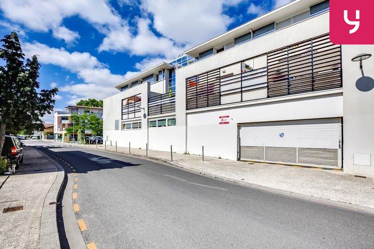 Parking Gare de Pessac (place double) avis