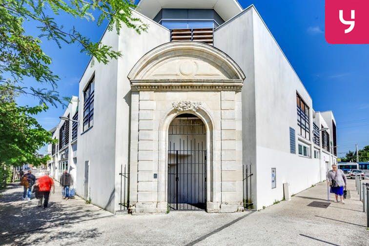 Parking Gare de Pessac (place double) gardien