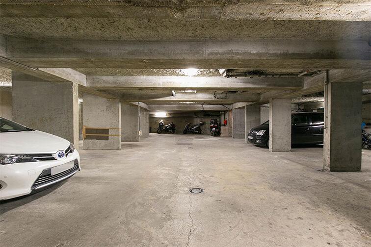 Parking Mairie de Vincennes sécurisé