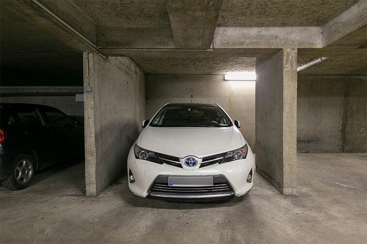 Parking Mairie de Vincennes pas cher