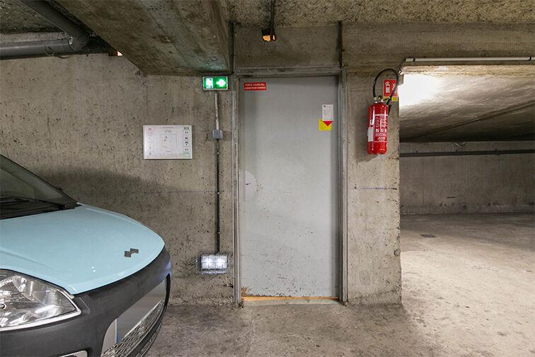Parking Mairie de Vincennes avis