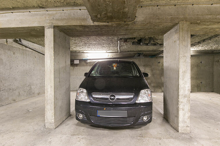 Parking Mairie de Vincennes gardien