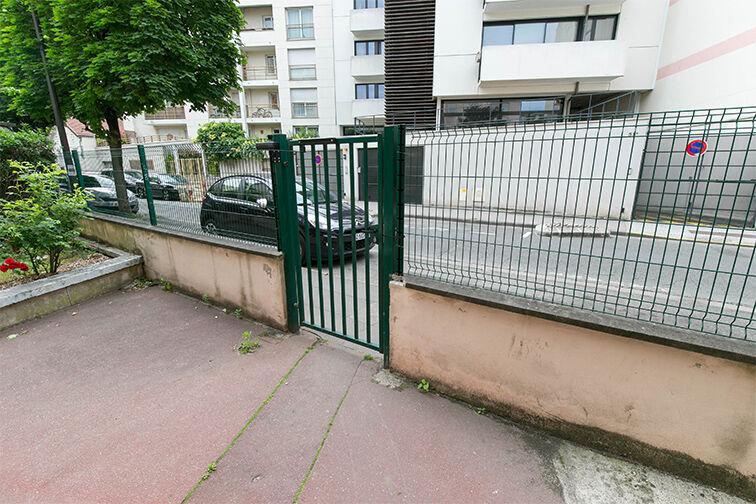 Parking Mairie de Vincennes box
