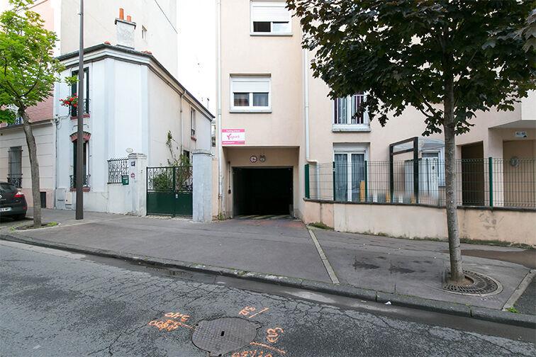 Parking Mairie de Vincennes location mensuelle