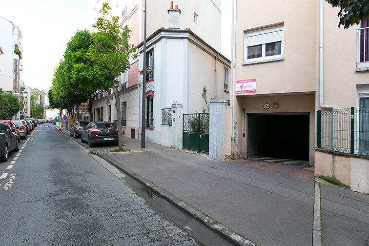 Parking Mairie de Vincennes 24/24 7/7