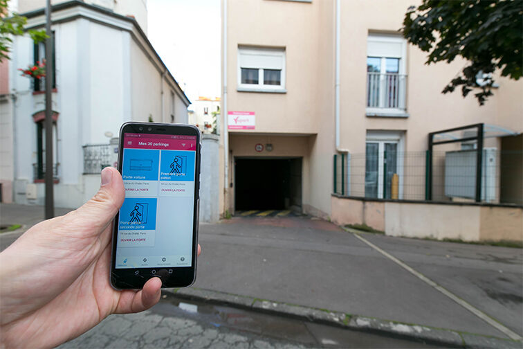 location parking Mairie de Vincennes