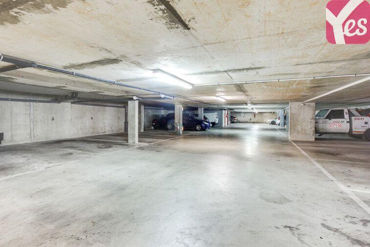Parking L'Yvette - Villebon-sur-Yvette Niveau -2 souterrain