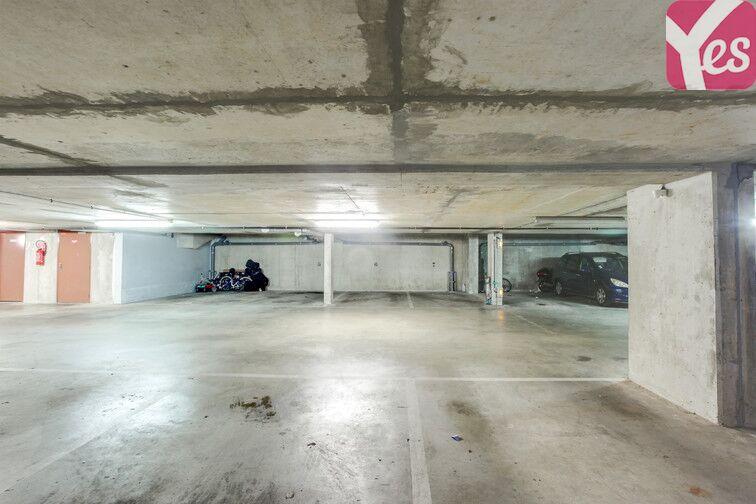 Parking L'Yvette - Villebon-sur-Yvette Niveau -2 location mensuelle
