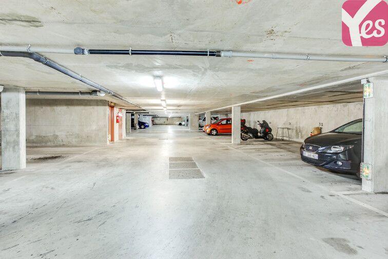 Parking L'Yvette - Villebon-sur-Yvette Niveau -2 caméra