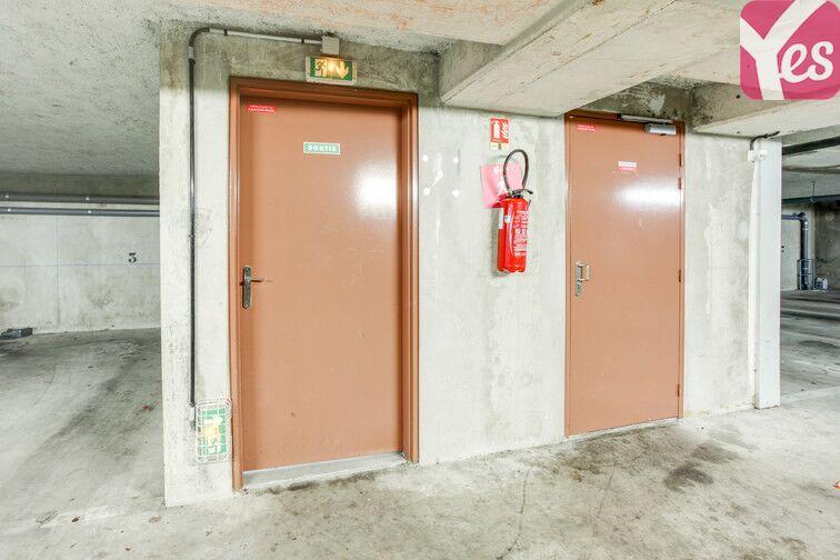 Parking L'Yvette - Villebon-sur-Yvette Niveau -2 avis