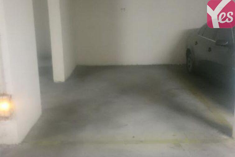 Parking Estienne d'Orves - Neuilly-Plaisance souterrain