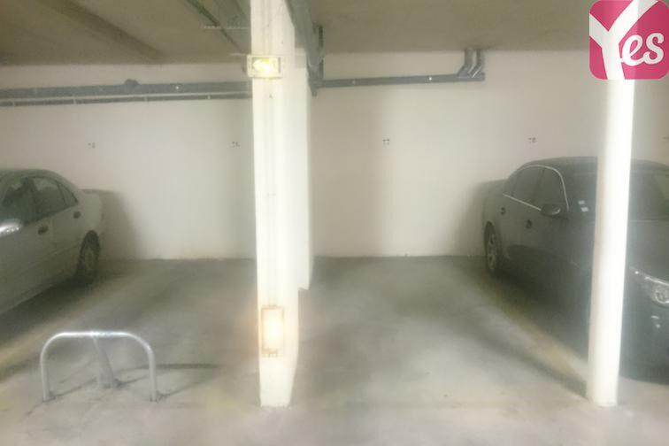 Parking Estienne d'Orves - Neuilly-Plaisance box