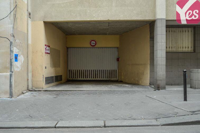 Parking Bréguet-Sabin 24/24 7/7