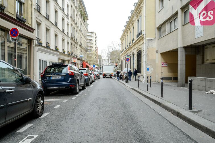 Parking Bréguet-Sabin location mensuelle