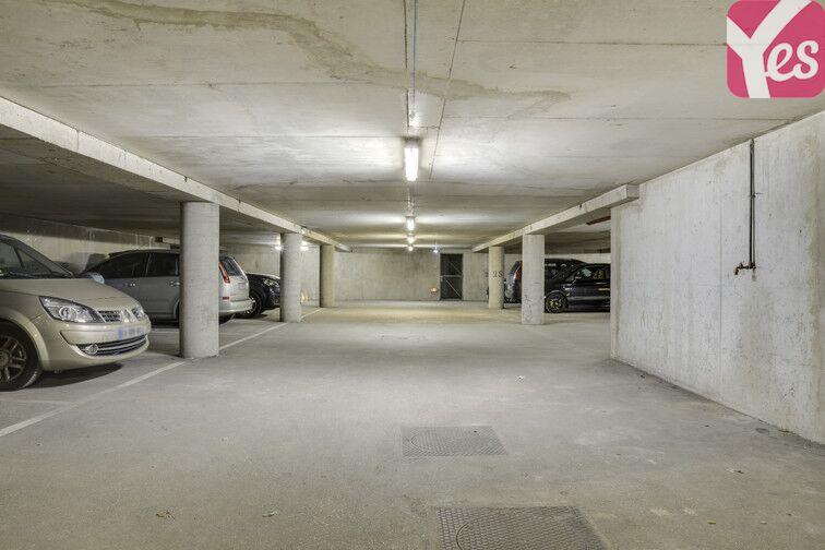 Parking Bréguet-Sabin en location