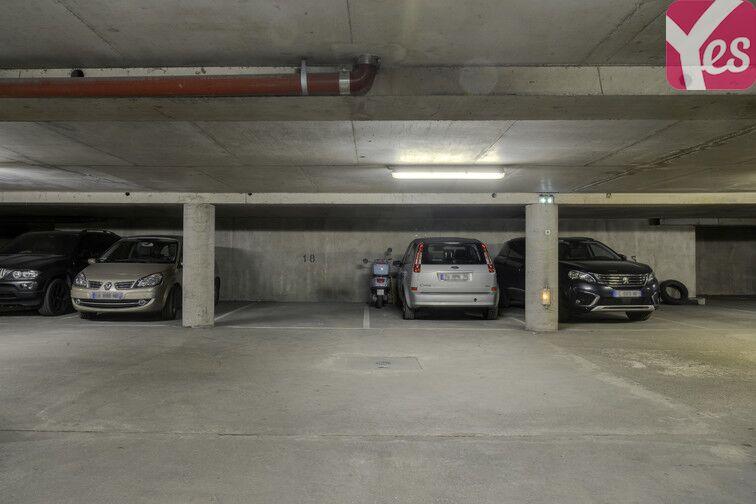 Parking Bréguet-Sabin 22 rue Saint-Sabin