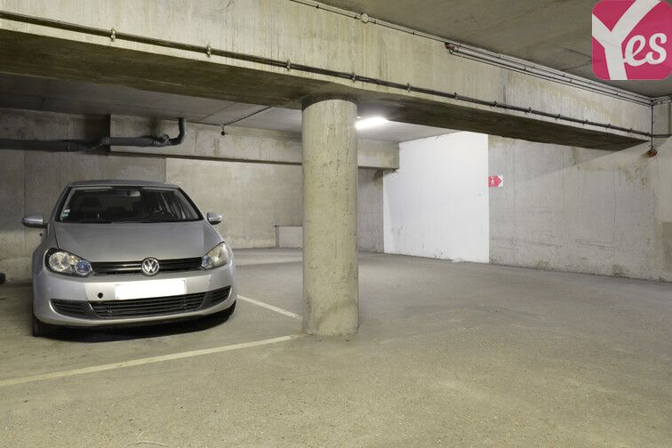 Parking Bréguet-Sabin gardien