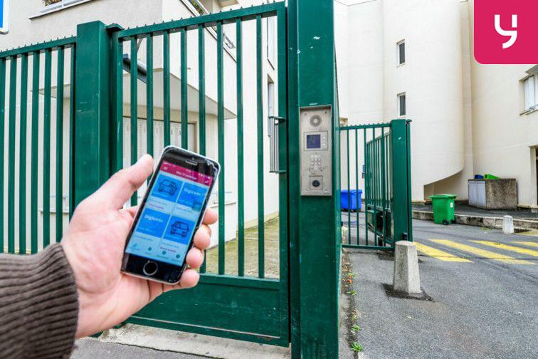 location parking Cimetière ancien - Asnières-sur-Seine
