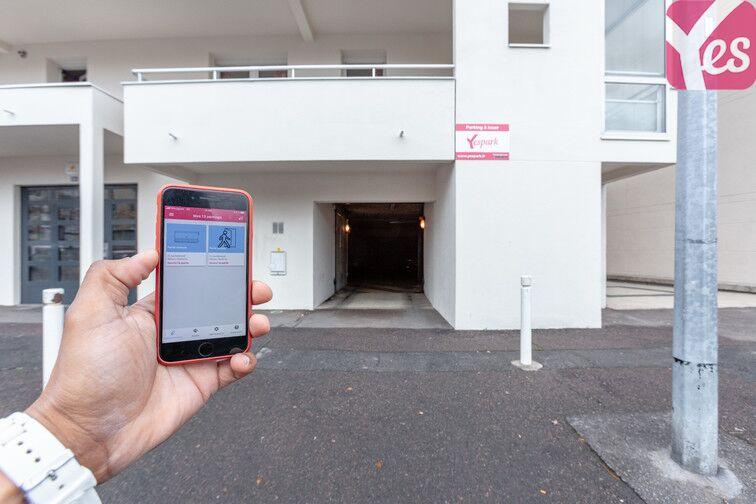 Location parking Fernand Léger - Nanterre