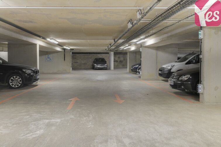 Parking Square Alfred Capus - Porte d'Auteuil en location