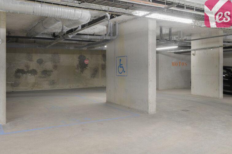 Parking Square Alfred Capus - Porte d'Auteuil 75016
