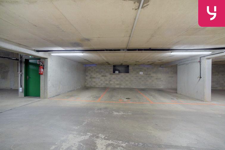 Parking Square Alfred Capus - Porte d'Auteuil avis