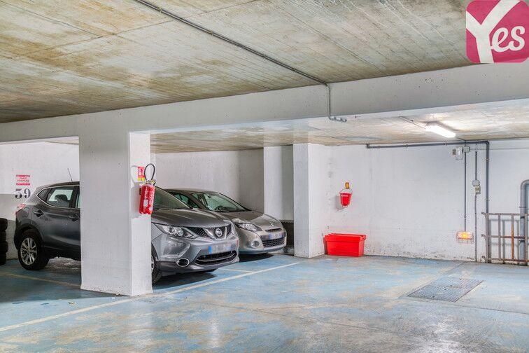 Parking Ménilmontant location mensuelle
