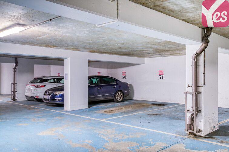Parking Ménilmontant location