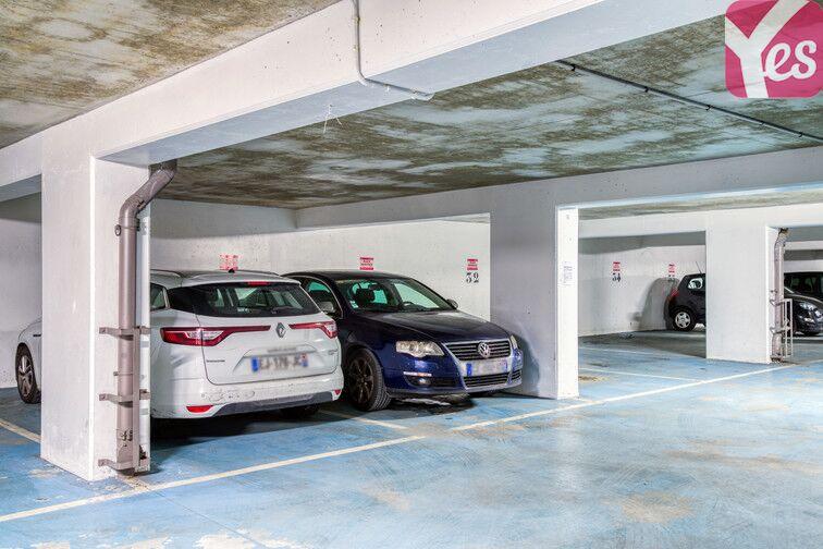 Parking Ménilmontant garage