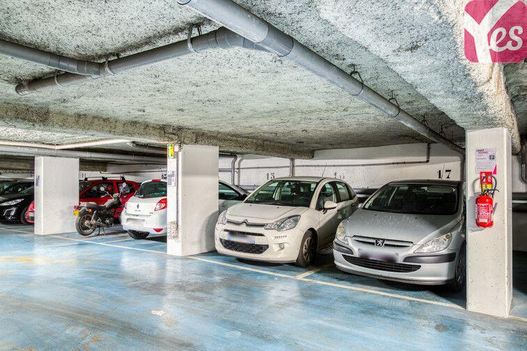 Parking Ménilmontant 75020