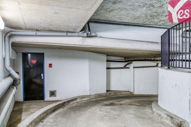 Parking Ménilmontant souterrain