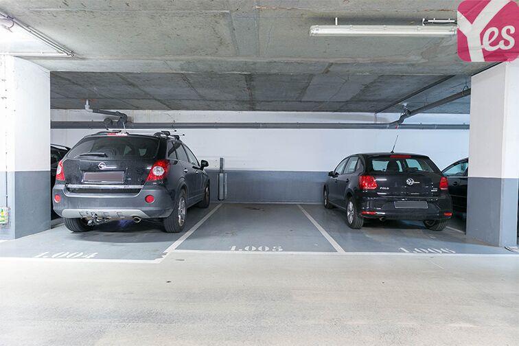 Parking Ile Seguin - Parc de Billancourt location