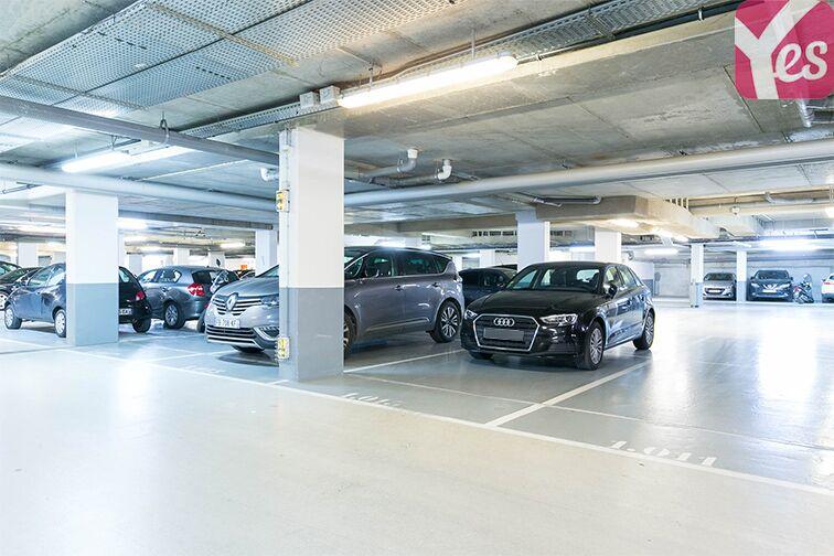 Parking Ile Seguin - Parc de Billancourt garage