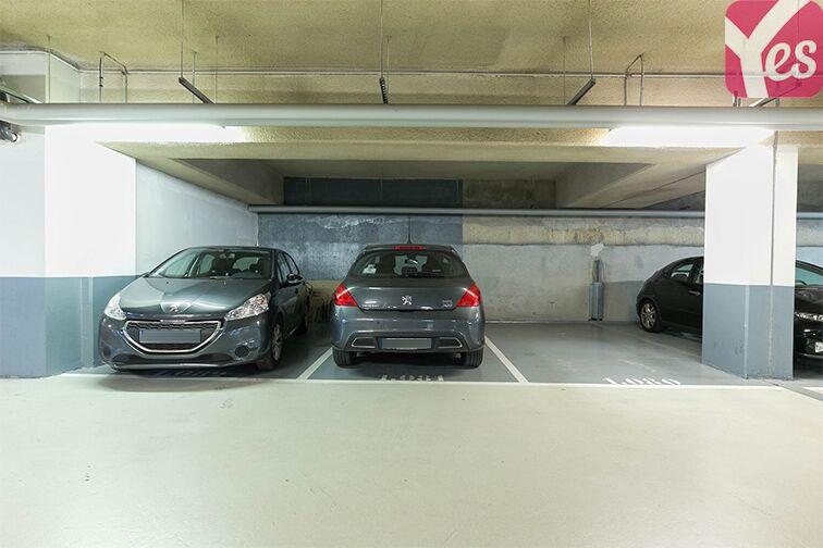 Parking Ile Seguin - Parc de Billancourt box