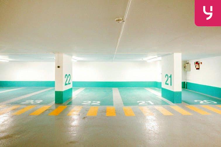 Parking Richelieu - Drouot Boulevard des italiens