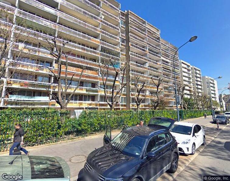 Parking Piscine Gérard Durant - Clichy garage