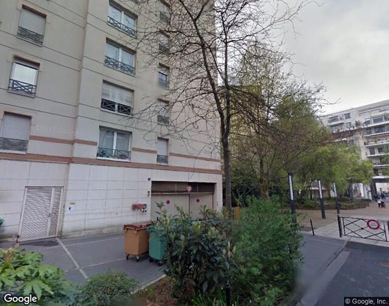 Parking Place Charras - Courbevoie - Gambetta location mensuelle