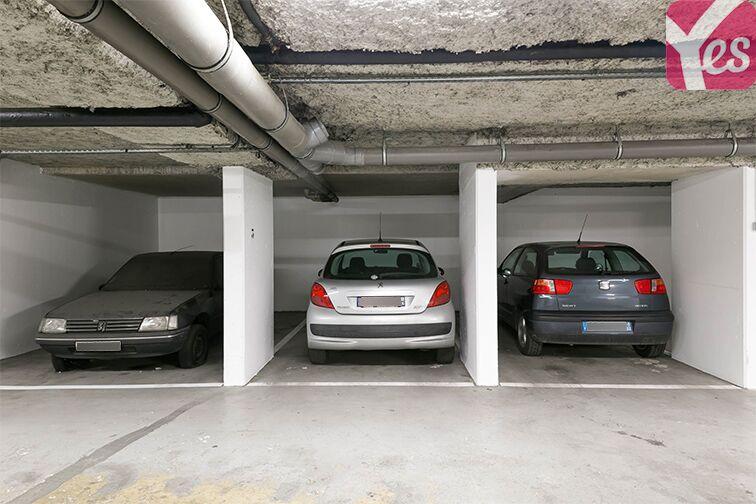 Parking Léonard de Vinci - Courbevoie - Fb de l'Arche location