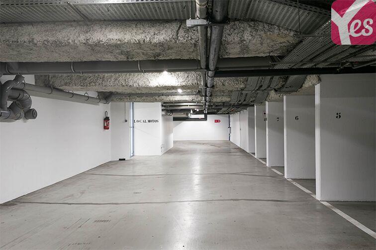 Parking Léonard de Vinci - Courbevoie - Fb de l'Arche box