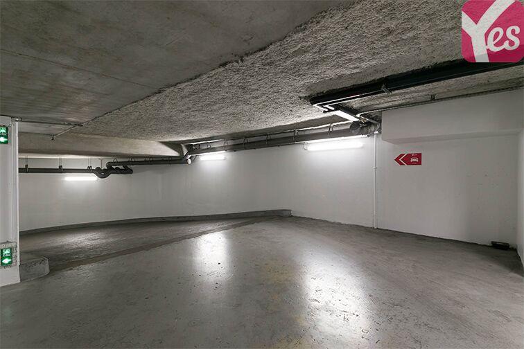 Parking Léonard de Vinci - Courbevoie - Fb de l'Arche Courbevoie