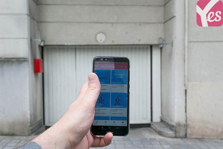 location parking Léonard de Vinci - Courbevoie - Fb de l'Arche
