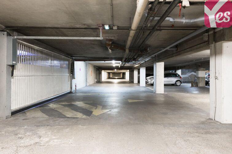 Parking Place de Verdun - Enghien-les-Bains caméra