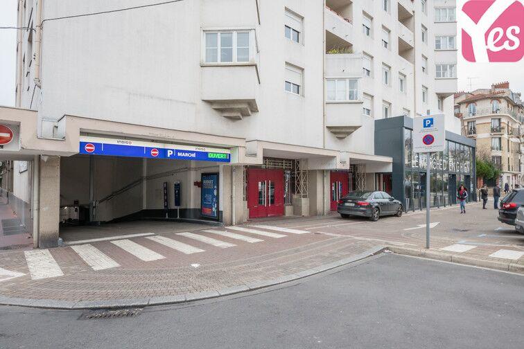 Parking Place de Verdun - Enghien-les-Bains pas cher