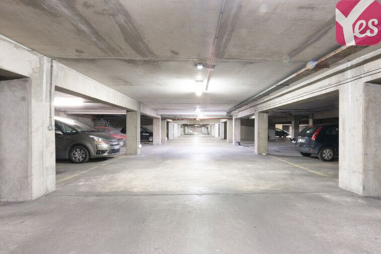 Parking Place de Verdun - Enghien-les-Bains 9 rue du Marché