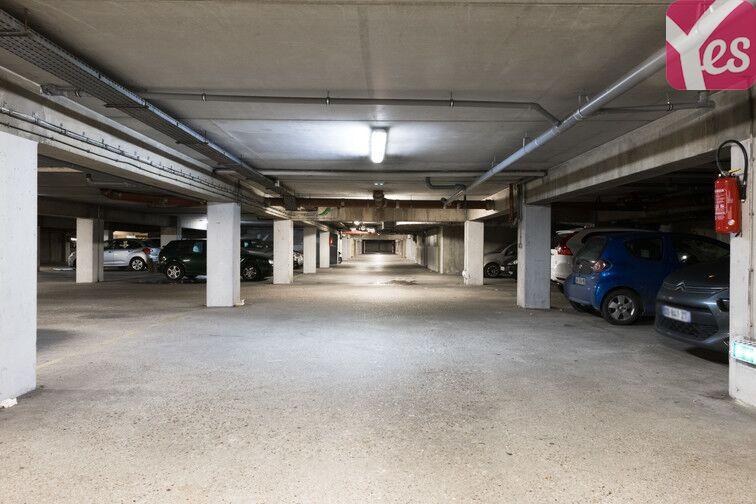 Parking Place de Verdun - Enghien-les-Bains location mensuelle