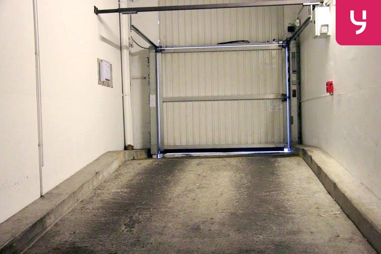 Parking Montgallet 24/24 7/7
