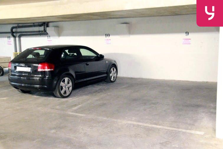 Parking Montgallet avis